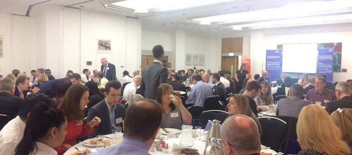 REED's Budget Breakfast event in St Albans