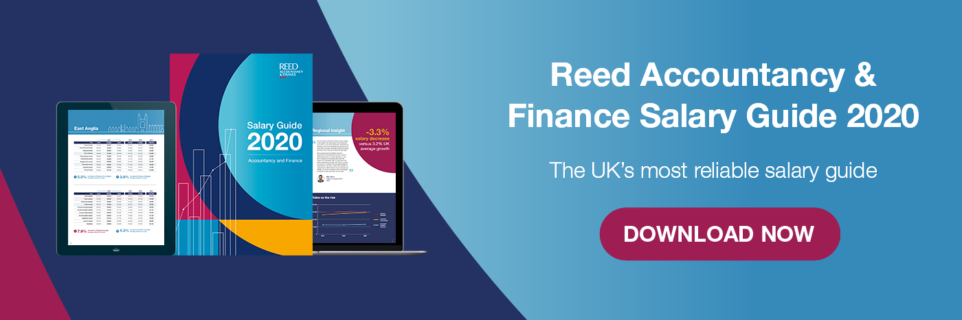 Download Reed Accountancy & Finance Salary Guide now