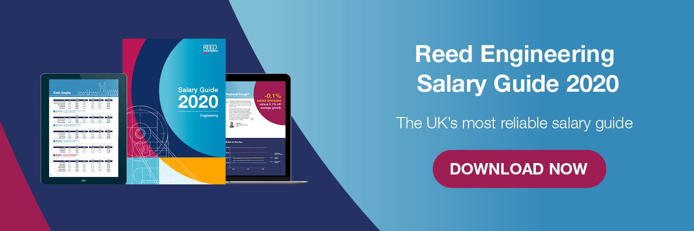 Download Reed Engineering Salary Guide now