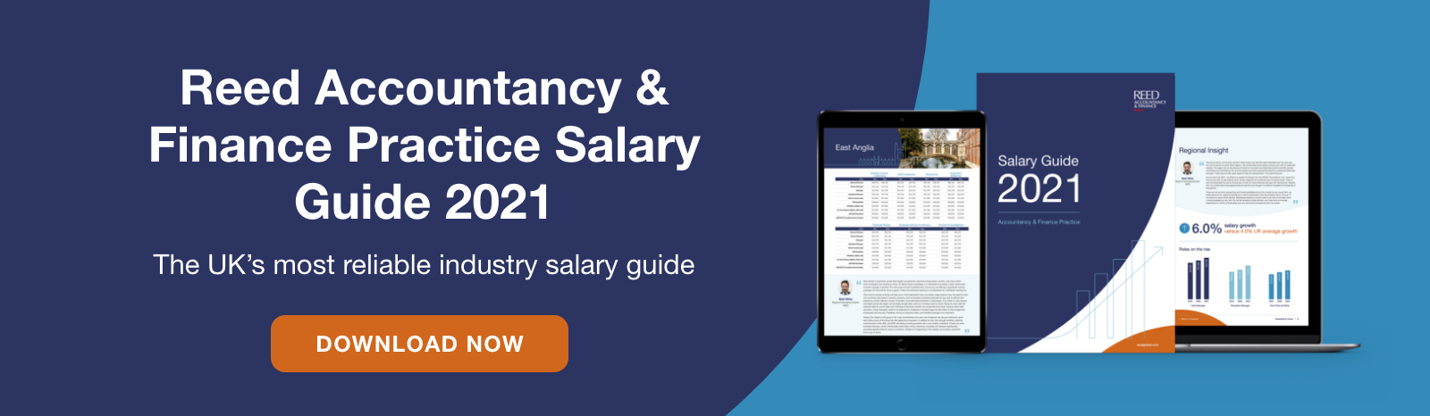 The Reed Accountancy & Finance Practice 2021 Salary Guide features the practice salary data you need to understand the market rate and know your worth